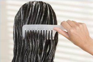 Hidratação para os cabelos