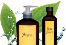 Argan para hidratacao dos cabelos