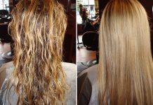 Alisante de cabelo