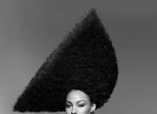 Penteados Afros