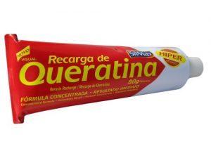 Carga de Queratina