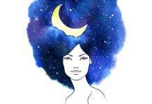 Fases da Lua Cabelo