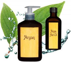 Argan para hidratação dos cabelos