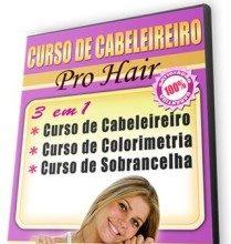 Curso de Cabeleireiro – Pro Hair