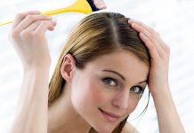Coloração de cabelo- tintura permanente