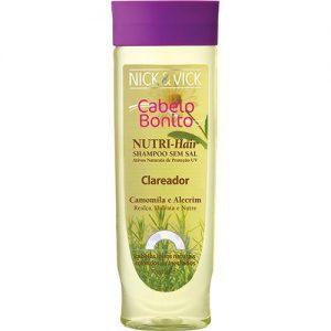 Shampoo Clareador em 5 Excelentes Opções Para Você
