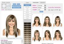 Simulador de Corte de Cabelo em 4 Opções Perfeitas
